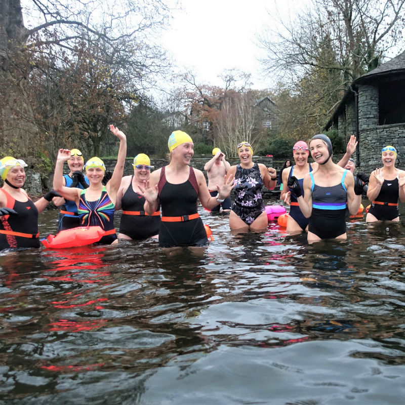Team November 2018_Cold Water Swimming Workshop