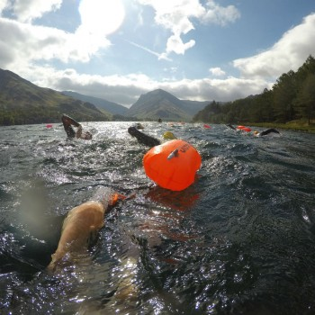 Buttermere Swim Hike Lakeview
