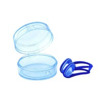 Aquasphere aqua stop xp nose clip with case