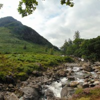 Black Moss Potter valley walk