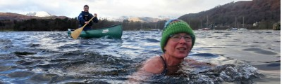 Swimming and the Wim Hof Method