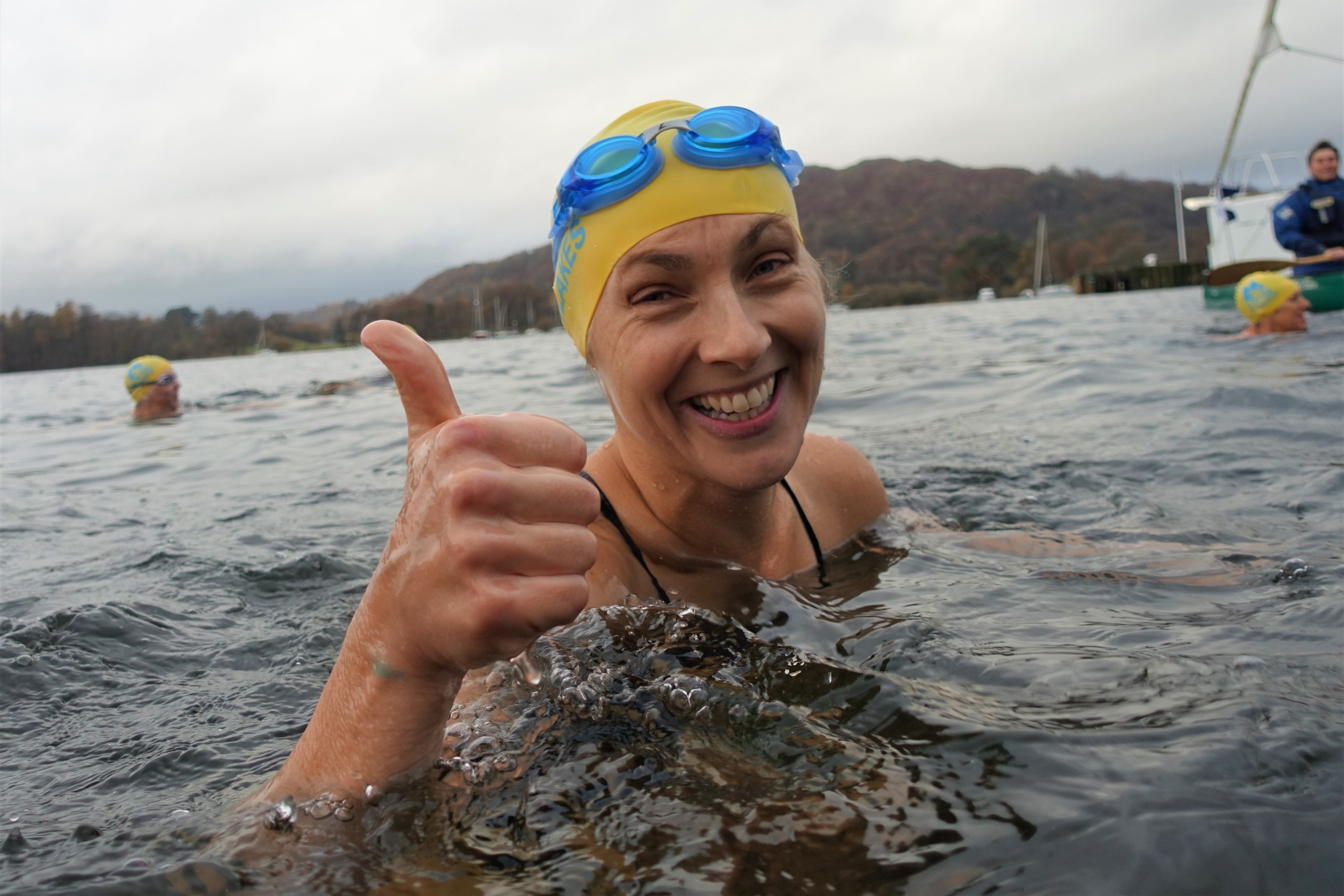Outdoor Swimming and Overcoming Anxiety