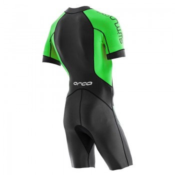 Orca Mens Swimrun core wetsuit back