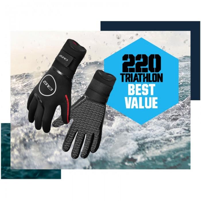 Heat-Tech Gloves get best Value Review 220 Magazine