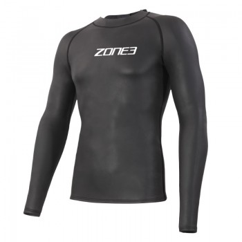 showing front Neoprene base layer fro swimming