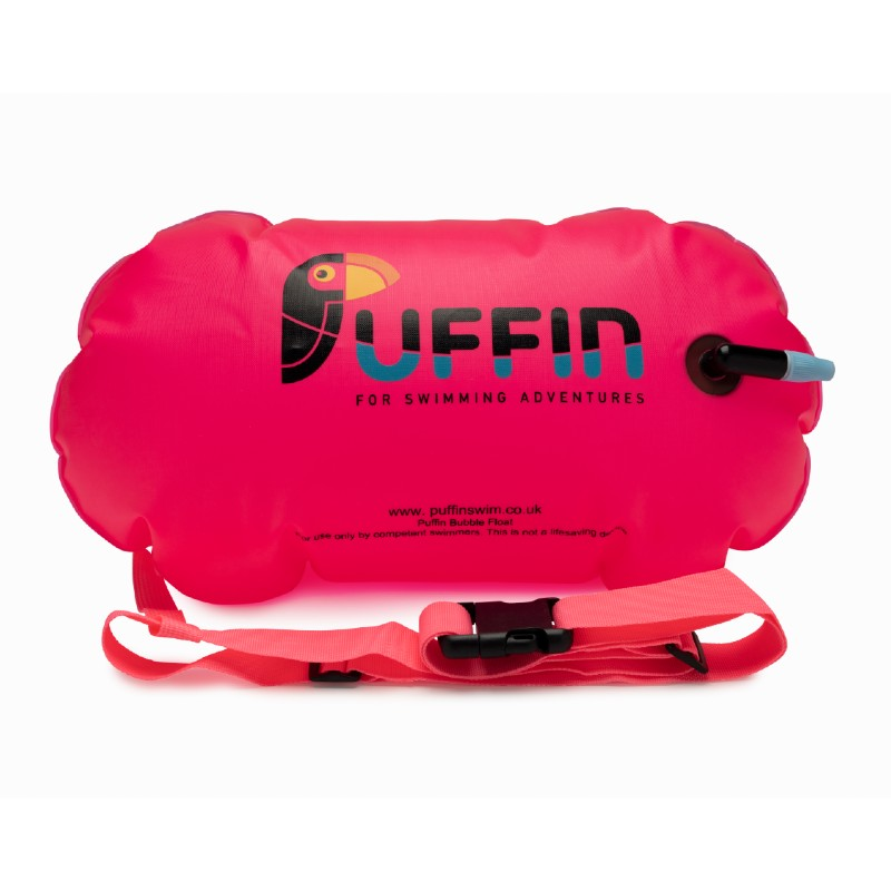 Puffin Bubble Float Pink
