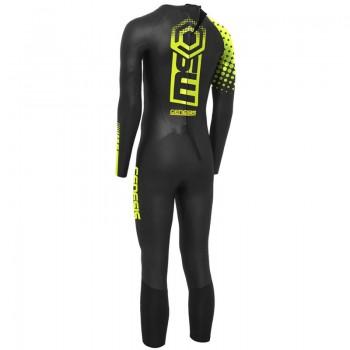 Genesis swimming wetsuit back