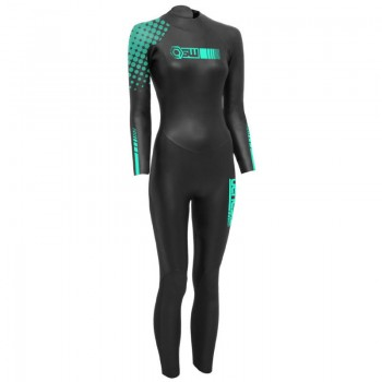 womens Genesis swimming wetsuit front