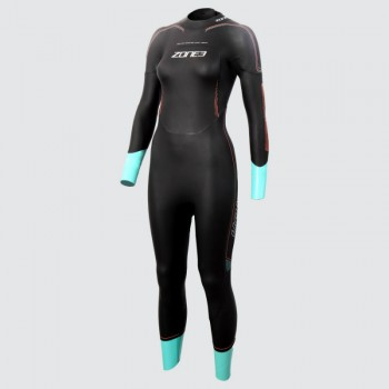 Womens Zone3 Vision wetsuit