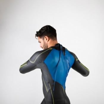 Zone3 Vision wetsuit torso view
