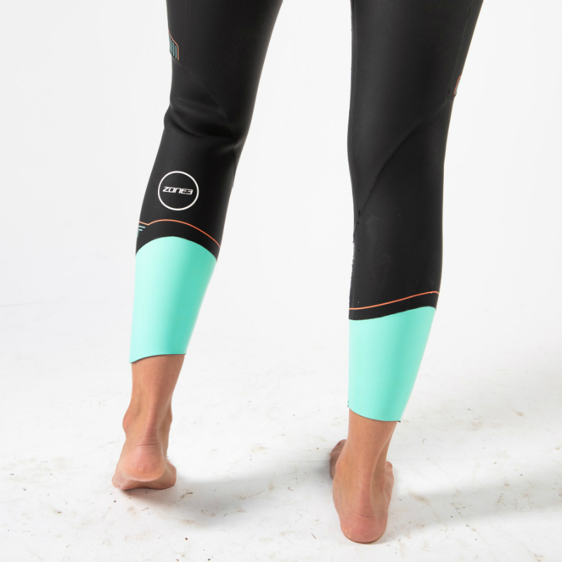 Womens Zone3 vision wetsuit legs