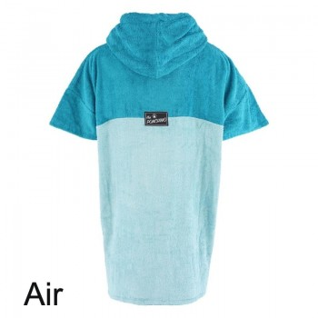 Air change towel back