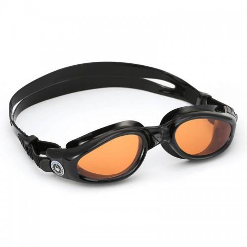 Aquasphere kaiman Goggle_Black-Amber
