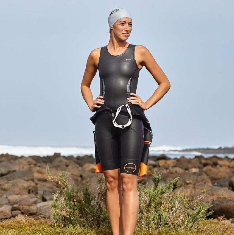 Zone3 Womens Kneeskin under wetsuit