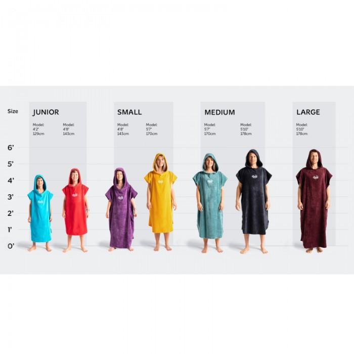 Robie Robes Originals Size Chart