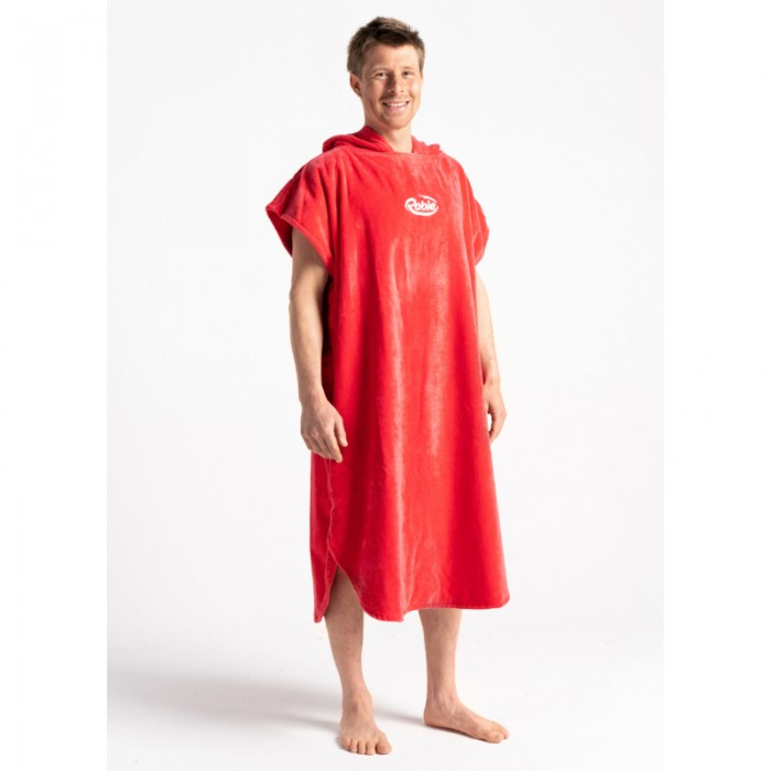 Robie Robes_Changing Robe_Coral_Mens