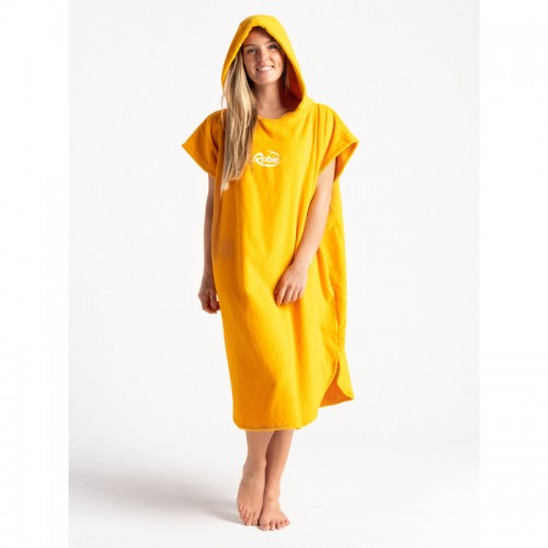Robie Robes changing robe_Saffron lady