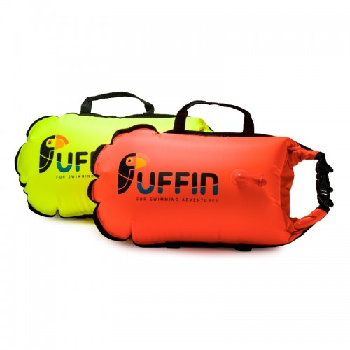 R20 Drybag in Orange and neon yellow