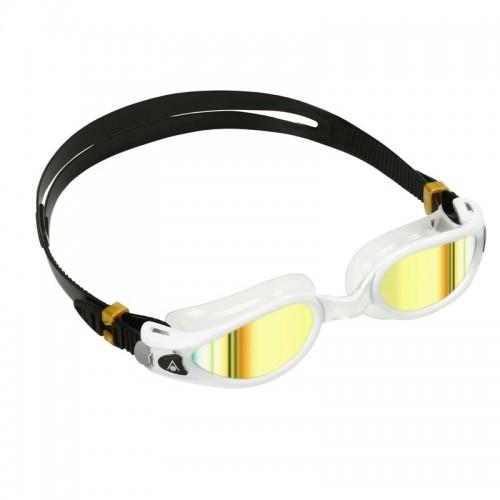 EXO Titanium Mirror Goggles_White-Gold