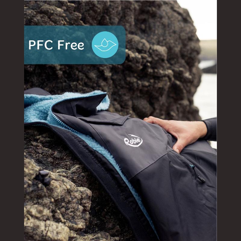 Robie Dry Series Short Sleeve Changing Robe_PFC Free