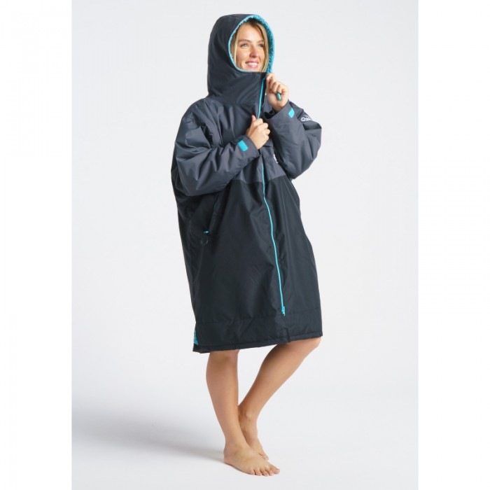 RobieRobes_Robie Dry Series Robe_Front_Small Zipped