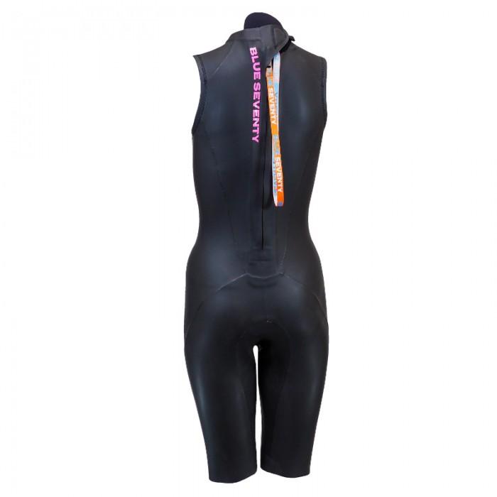 Womens Blueseventy Glide Wetsuit rear zipup