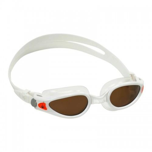 Kaiman EXO polarized goggle_White-Brown