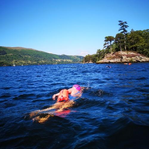 Norfolk Island Swim_Swimmer
