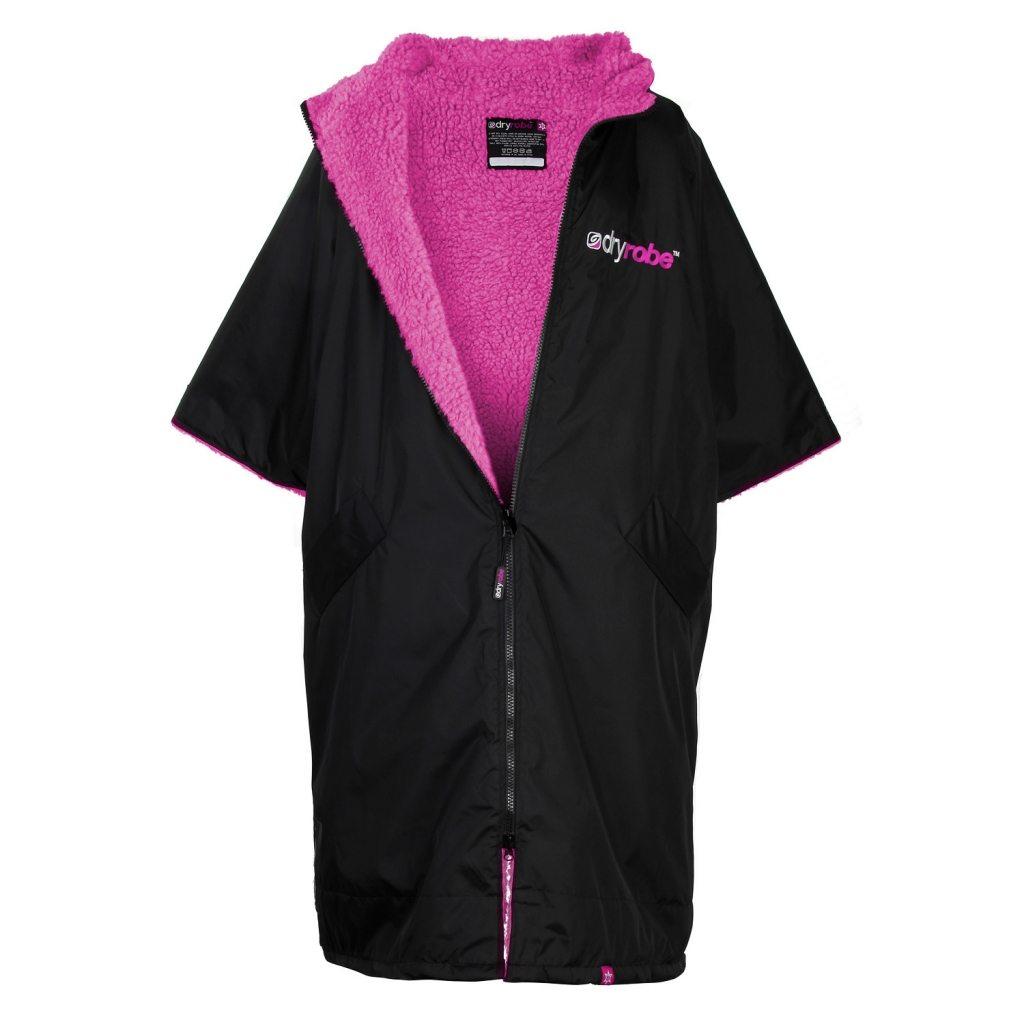 Dryrobe Advance SS Black / Pink